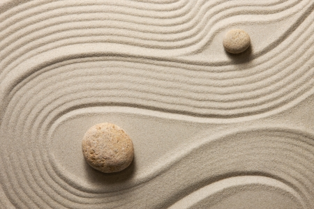 Photo for Zen garden - Royalty Free Image