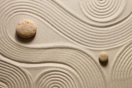 Foto de Zen garden - Imagen libre de derechos