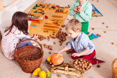 Foto de Learning through play - Imagen libre de derechos