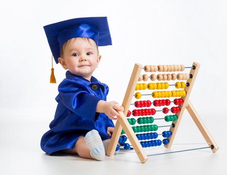 Foto de early learning baby - Imagen libre de derechos