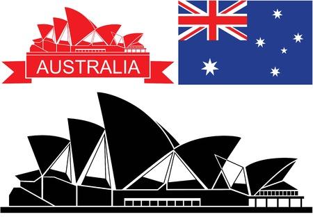 Illustration for Australia - Royalty Free Image