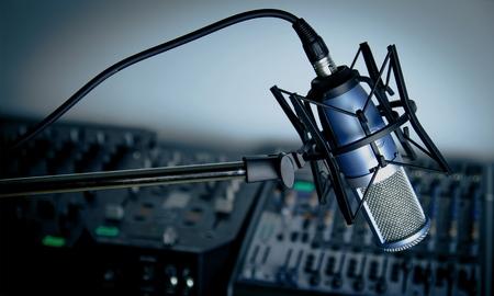 Photo for Radio, Recording Studio, Studio. - Royalty Free Image