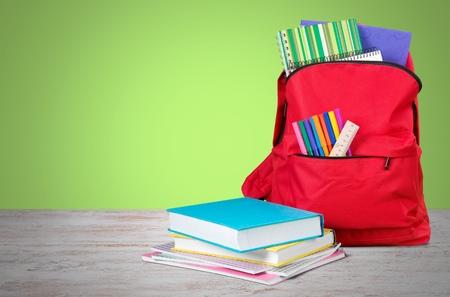 Foto de School, bag, backpack. - Imagen libre de derechos