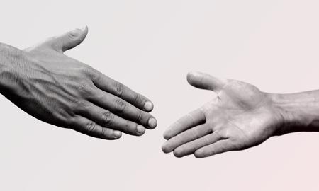 Foto de Help, hand, partnership. - Imagen libre de derechos