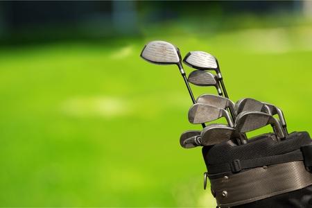 Photo pour Golf, Golf Club, Golf Course. - image libre de droit