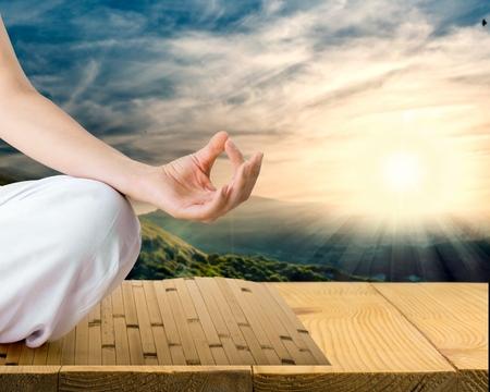 Foto de Yoga, Yoga Class, Spirituality. - Imagen libre de derechos