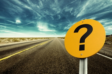Foto de Question Mark, Road Sign, Sign. - Imagen libre de derechos