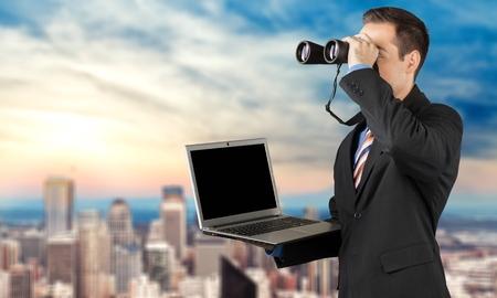 Foto de Business, Searching, Technology. - Imagen libre de derechos