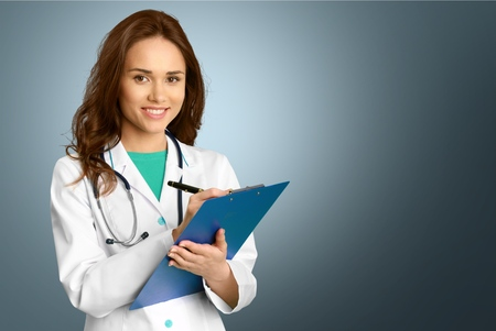 Photo for Doctor, Female Doctor, Women. - Royalty Free Image