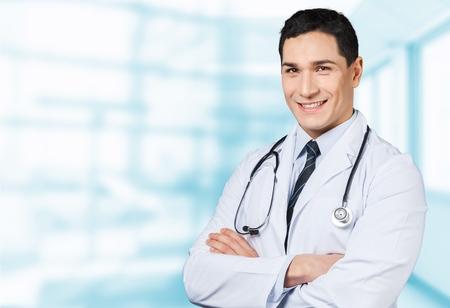 Foto de Doctor, physician, senior. - Imagen libre de derechos