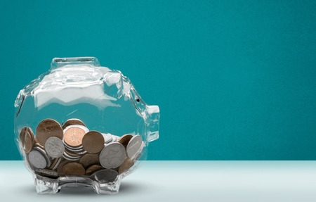 Foto de Savings, Currency, Transparent. - Imagen libre de derechos