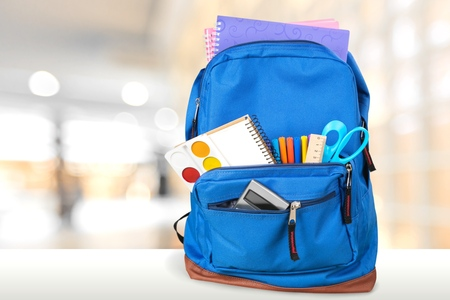 Photo for Backpack. - Royalty Free Image