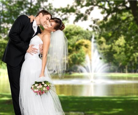 Foto de Wedding. - Imagen libre de derechos