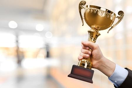 Photo pour Trophy. - image libre de droit