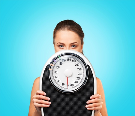 Photo for Dieting. - Royalty Free Image