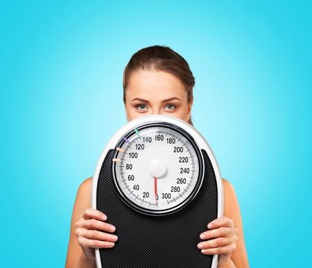Foto de Dieting. - Imagen libre de derechos