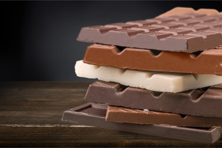 Photo for Candy Bars. - Royalty Free Image