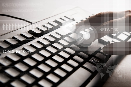 Photo for IT Support. - Royalty Free Image