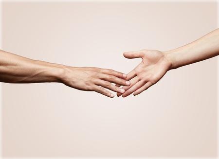 Foto de A Helping Hand. - Imagen libre de derechos