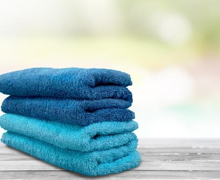 Foto de Towels. - Imagen libre de derechos
