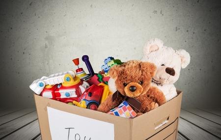 Photo pour Toys. - image libre de droit