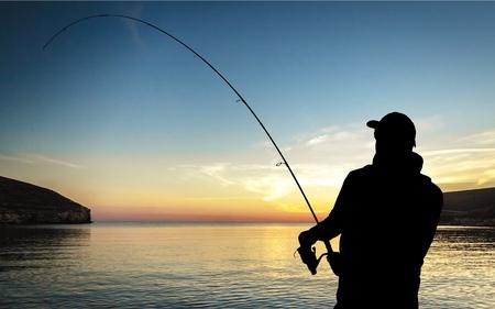 Foto de Fishing. - Imagen libre de derechos
