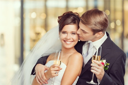 Photo pour Wedding. - image libre de droit