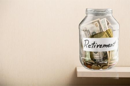 Foto de Retiring. - Imagen libre de derechos