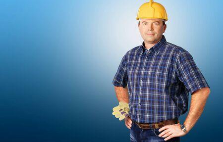 Foto de Construction Worker. - Imagen libre de derechos