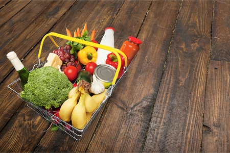Photo for Basket. - Royalty Free Image