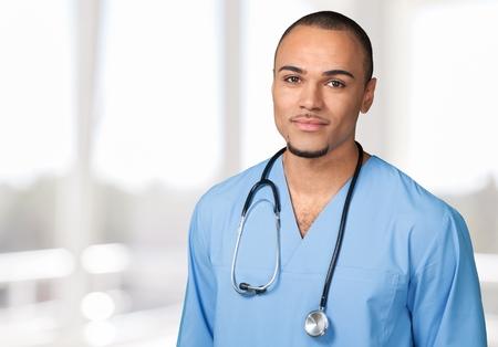 Foto de Nurse. - Imagen libre de derechos
