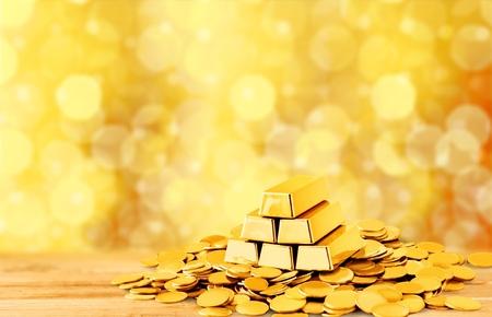 Foto de Gold. - Imagen libre de derechos