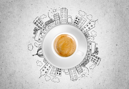 Photo for Coffee. - Royalty Free Image