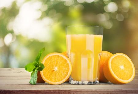 Photo for Orange Juice. - Royalty Free Image