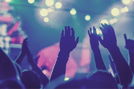Photo for Popular Music Concert. - Royalty Free Image