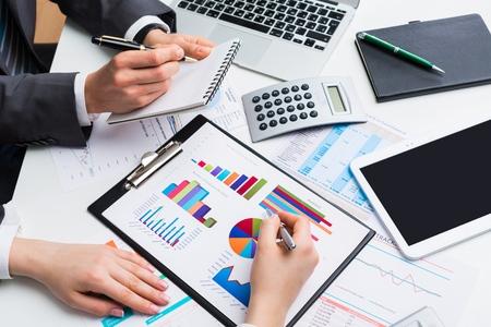 Foto de Accounting. - Imagen libre de derechos