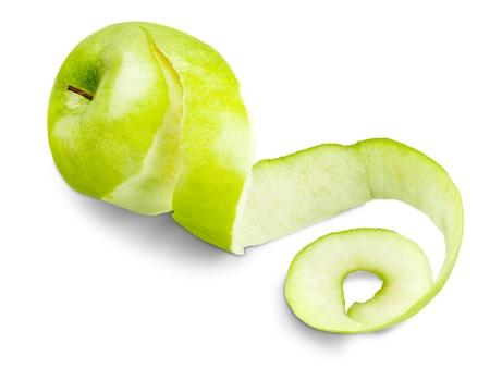 Photo pour Apple. - image libre de droit