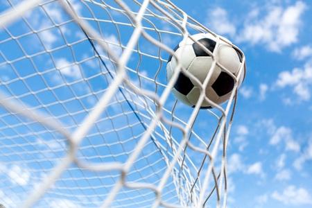 Photo pour Soccer. - image libre de droit