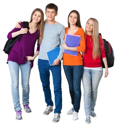 Photo pour Teenager. - image libre de droit