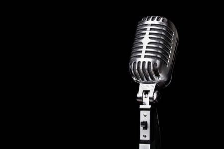 Photo for Microphone. - Royalty Free Image