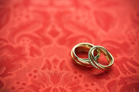 Foto de Wedding Ring. - Imagen libre de derechos