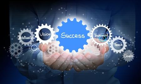 Photo pour Success. - image libre de droit