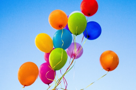 Photo for Balloon. - Royalty Free Image
