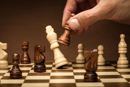 Photo pour Chess. - image libre de droit