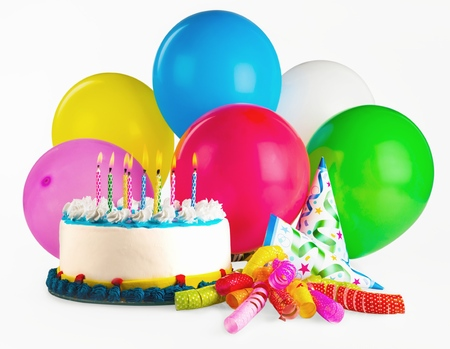 Photo pour Birthday. - image libre de droit