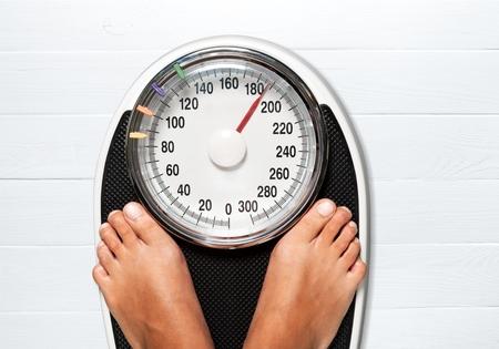 Foto de Weight Scale. - Imagen libre de derechos