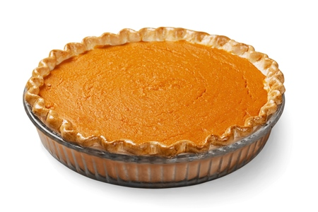 Photo for Pumpkin Pie. - Royalty Free Image