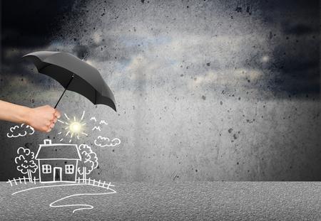 Photo pour Umbrella. - image libre de droit