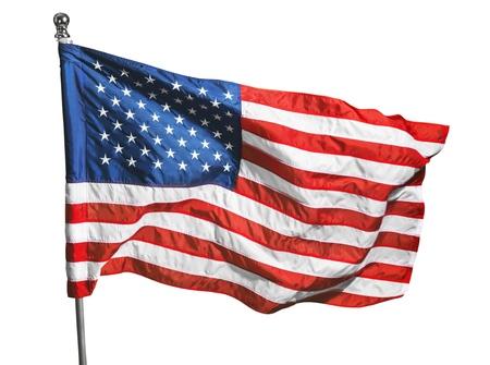 Foto de American Flag. - Imagen libre de derechos