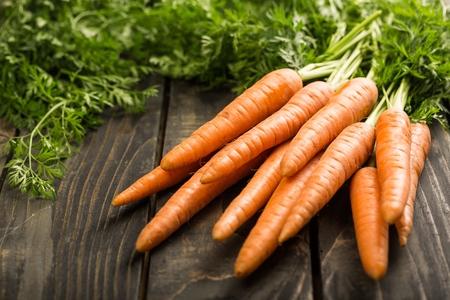 Photo pour Carrots. - image libre de droit